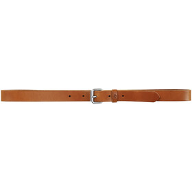 Fjällräven Singi Belt 2,5cm leather cognac